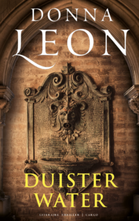 Duister water Donna Leon